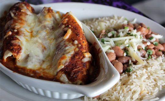 Authentic Chicken Enchilada Recipe w/ Red Sauce (Enchiladas Rojas)