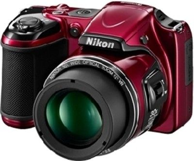 Get 10% OFF ON Nikon Coolpix L820.