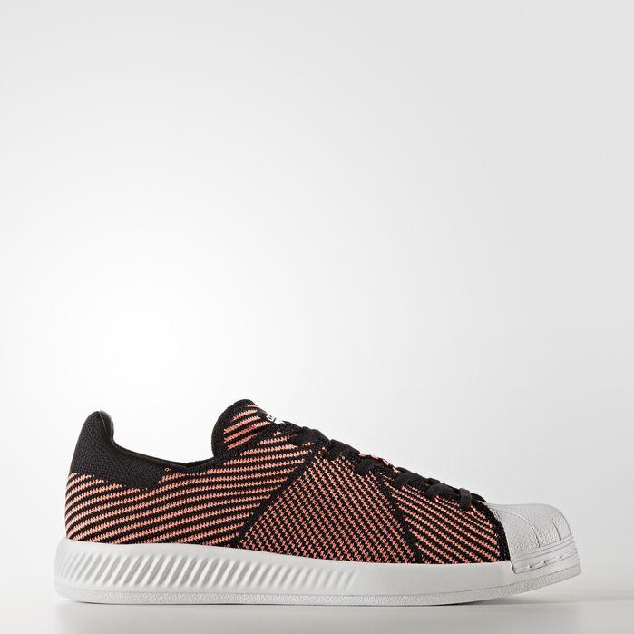 adidas Superstar Bounce Primeknit Shoes - Womens Shoes