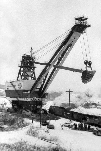 37 best Coal Mining images on Pinterest | Heavy equipment ...