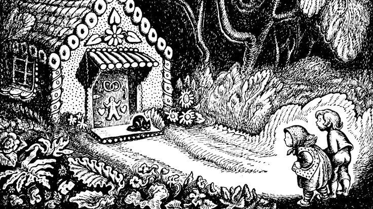 Brothers' Original Fairy Tales Offer Up A Grimm Menu - NPR