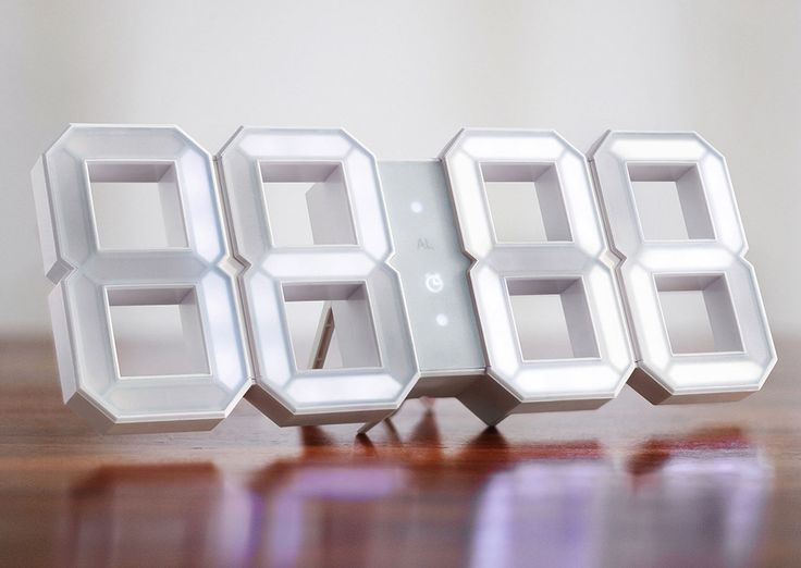 les 25 meilleures idées de la catégorie horloge digitale sur ... - Montre De Cuisine Design