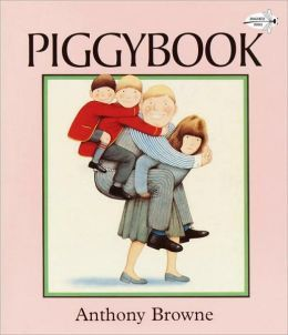 Piggybook-great book for character study