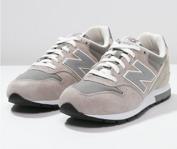 Chaussures New Balance grises Fashion homme dU8HDX0T