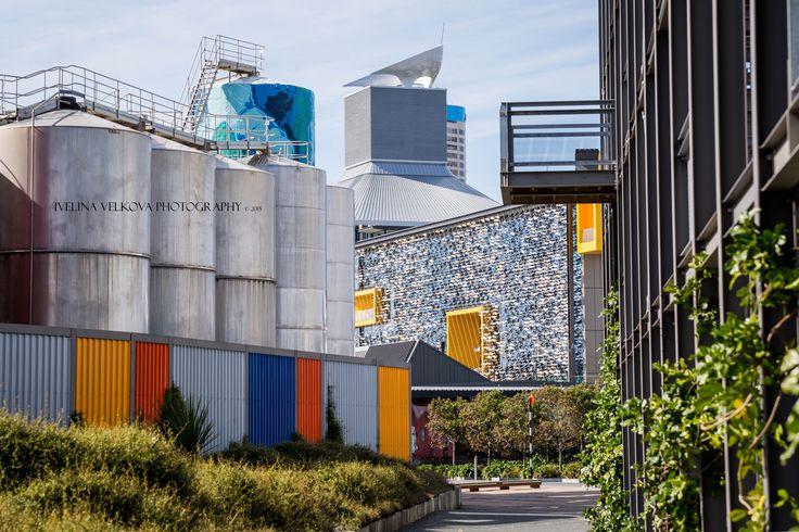 Architecture Photography. Wynyard Quarter http://ivelinavelkova.com/