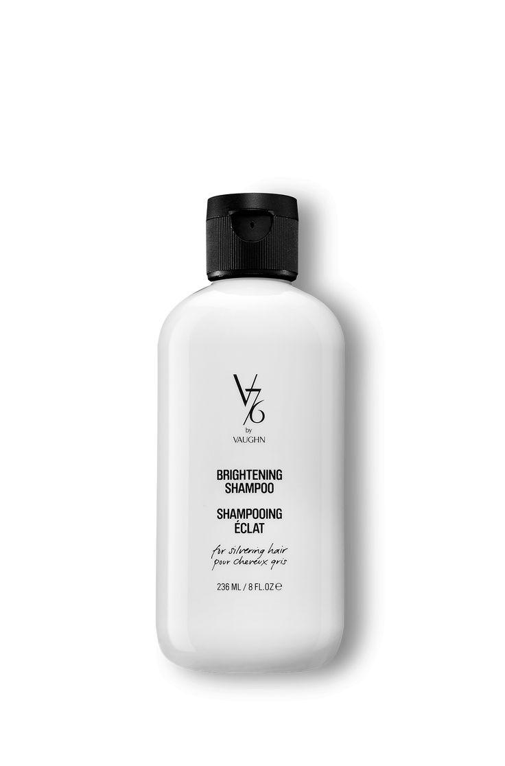 V76 by Vaughn | Brightening Shampoo for Silvering Hair