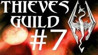 Смотреть онлайн видео Skyrim: Thieves Guild 7 — Hard Answers