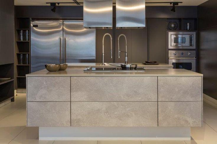 Cozinha Concret da Kitchens