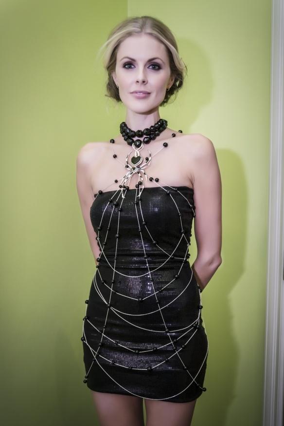Event: Amazing Spiderman London Premiere | Model: Donna Air | Designer: Scott Henshall