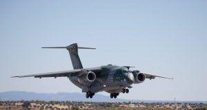 Embraer KC-390 no 65º Aniversário da Força Aérea Portuguesa