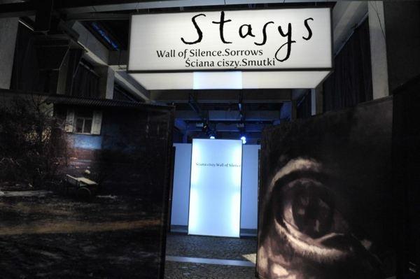 Stasys Eidrigevicius exhibition in Warsaw Rising Museum by Piotr Matosek, via Behance