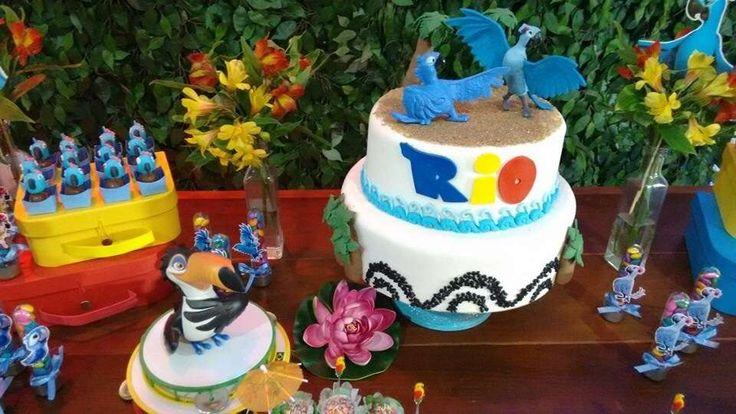 Carnivale / Rio Birthday Party Ideas | Photo 2 of 27