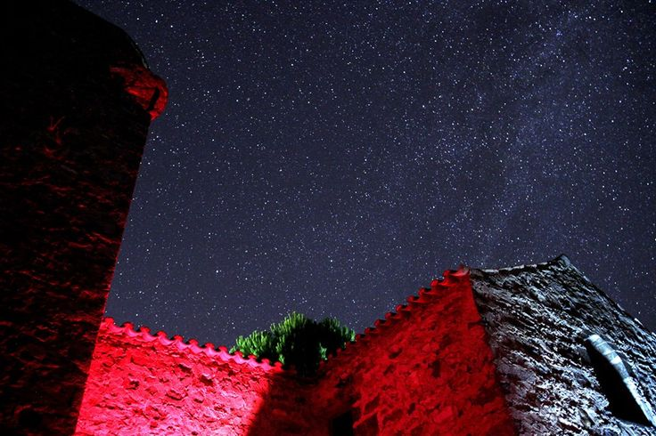 2407m - Star gazing   - West Mani