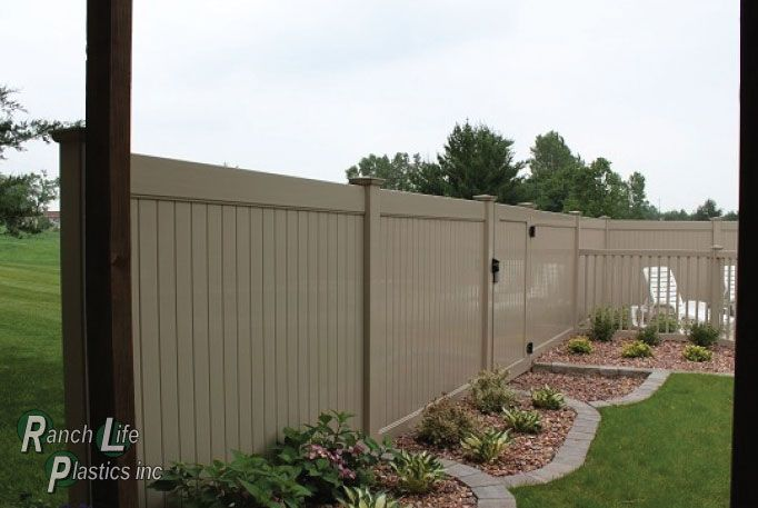 Terrace Privacy When You Want A Fence That Offers