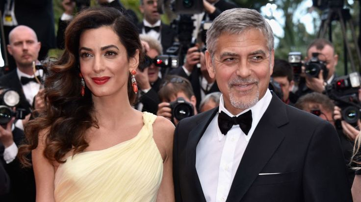 """George Clooney's publicist confirmed the news and joked that the star """"is sedated"""" and should recover soon.  International human rights lawyer Amal Clooney has given birth to """"happy healthy"""" twins Ella and Alexander.  Stan Rosenfield publicist for her actor husband George Clooney confirmed the babies were born on Tuesday. In a statement he said: """"This morning Amal and George welcomed Ella and Alexander Clooney into their lives. """"Ella Alexander and Amal are all healthy happy and doing fine…"""