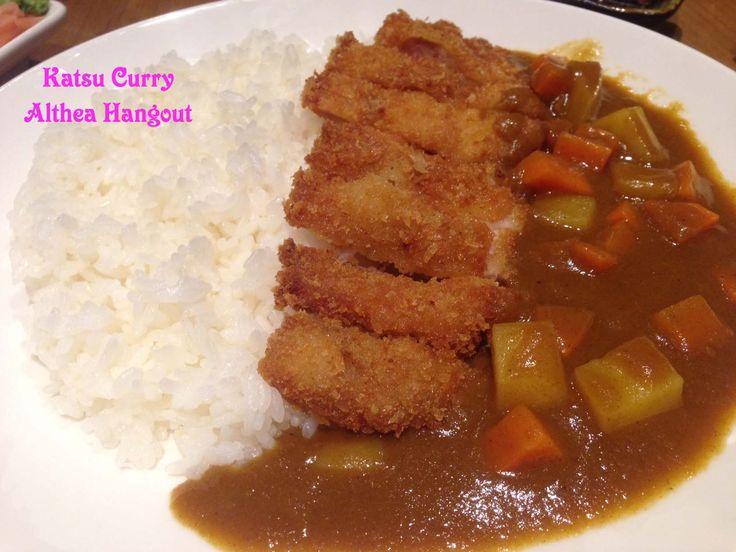 Resto : Miyagi, Nama : Chicken Katsu Curry, Harga : IDR 55.000,-