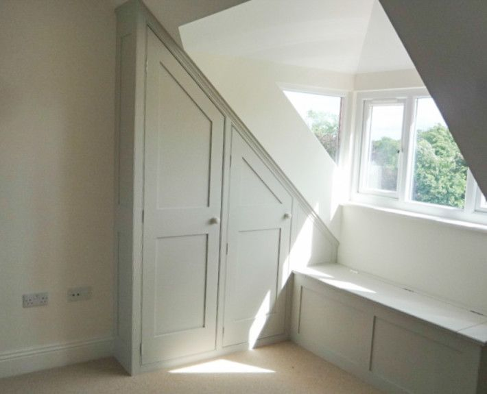 Dunhams Fitted Furniture | Furniture – Attic and Under Eaves Cupboards