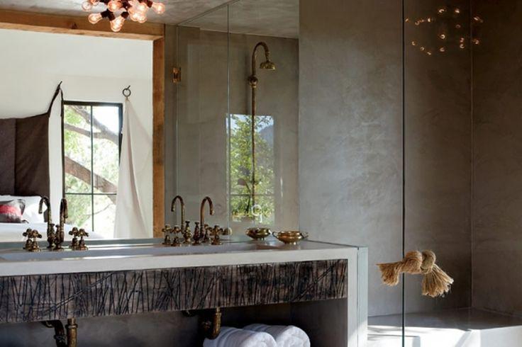 8 Contemporary Bathroom Ideas: 25+ Best Ideas About Rustic Modern Bathrooms On Pinterest