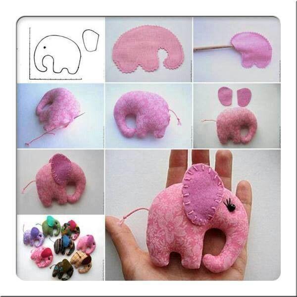 Elefante de tela   Para móvil   Pinterest