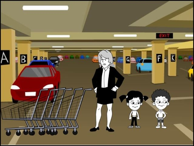 Declutterbug versus Captain Stingypants: Dear supermarket, the letter to a supermarket campaigning for a twin trolley that really worked