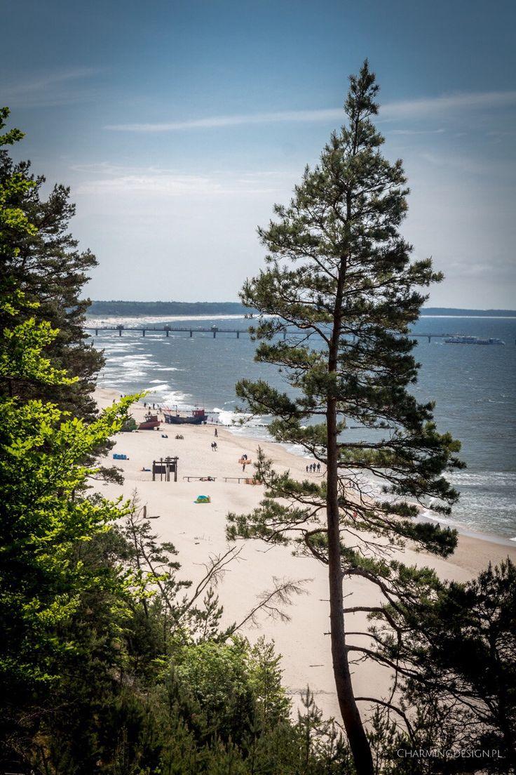 Międzyzdroje - piękne polskie morze! | Beautiful polish baltic sea! Poland