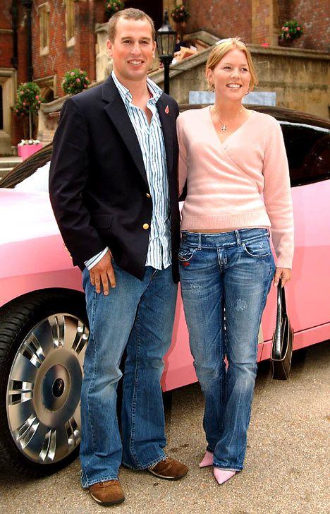 Peter Phillips et Kelly automn