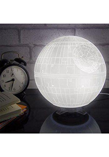 Star Wars Todesstern Tischlampe Coole Dekoration Fur Das