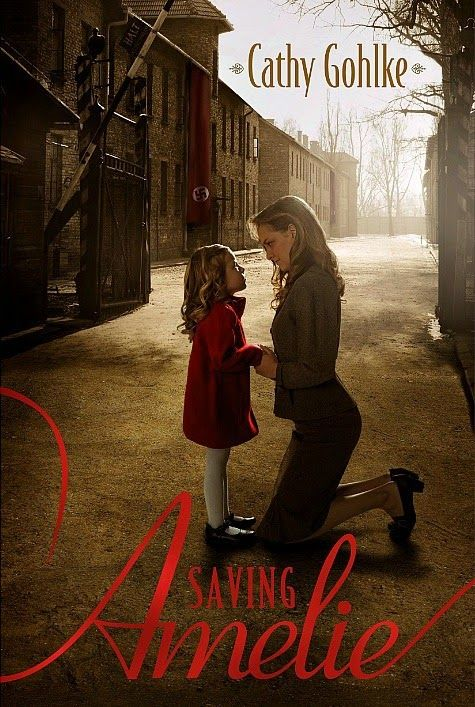 #GIVEAWAY (Int) - Want to read a highly entertaining WWII novel that is compelling and relevant for today? Saving Amelie is one of my all-time favorite reads. Meet Cathy Gohlke and enter by 3/27 to win a copy at The Power of Words.