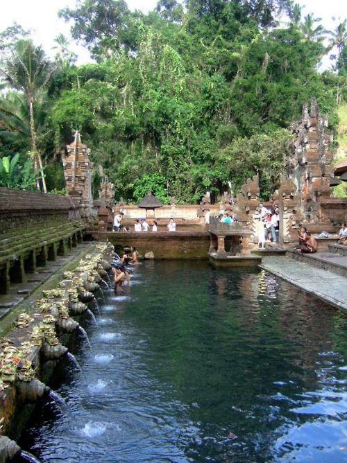 ... - Temples de Bali - Pinterest - Honeymoons, Bali and Bali i
