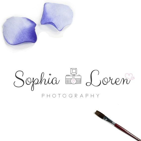 Photography logo  Design Photography Logo  Premade by THEREDPINE