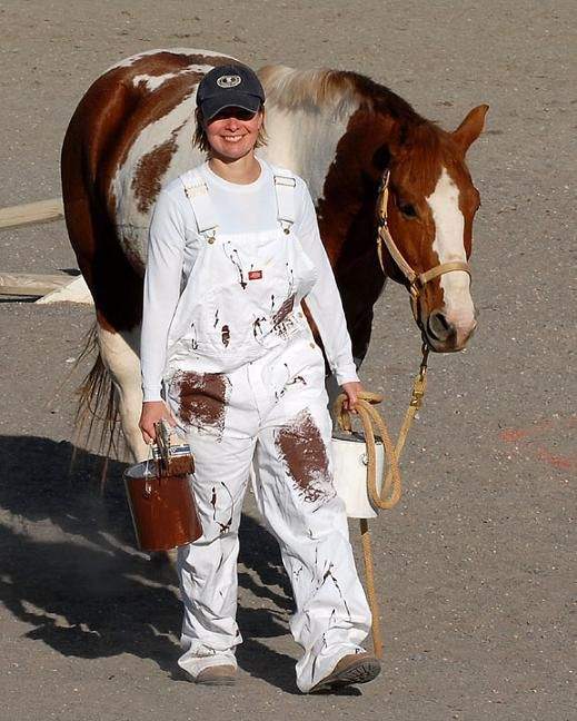 Paint Horse Costume