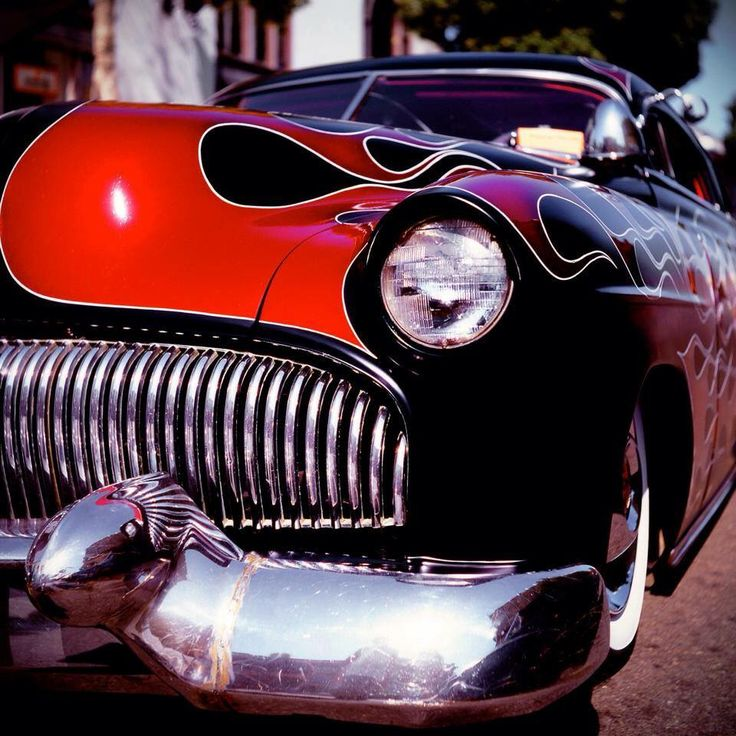 1951 Chevrolet By PeteVonTews What A Mean Beautiful Machine