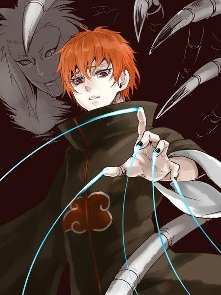 Sasori puppet master. #sasori #akatsuki