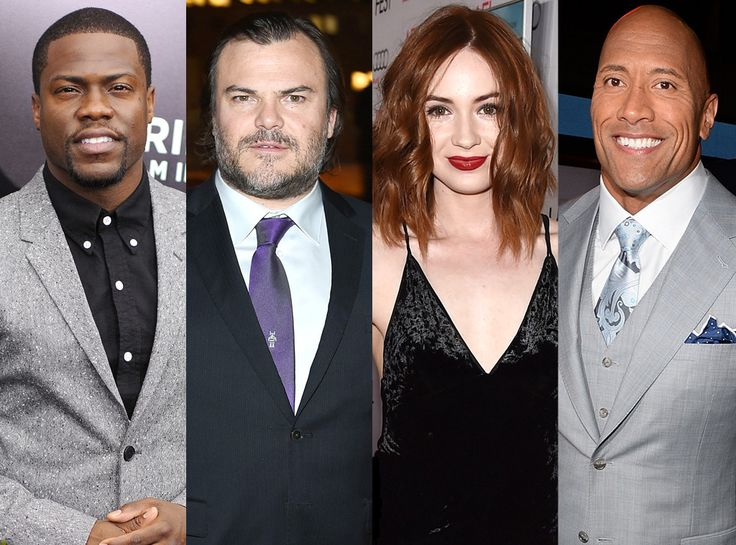 Jumanji Cast Set After Dwayne The Rock Johnson's Latest Announcement