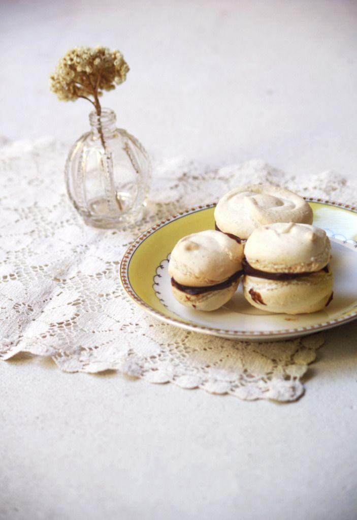 ... on Pinterest | Macaroons, Chocolate Ganache and Macaroon Recipes