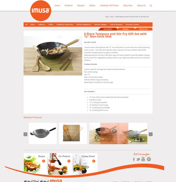 ImusaUSA.com product page