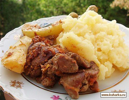 картофельное пюре с жареной колбасой: 19 тыс изображений найдено в Яндекс.Картинках