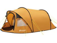 OUTWELL FUSION 400 - 4 PERSON POP UP TENT