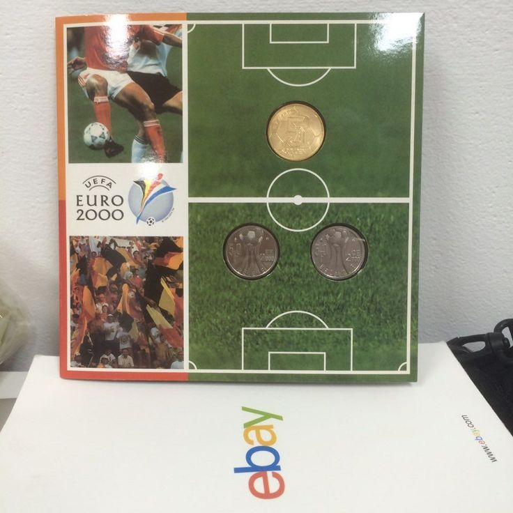 2000 Euro Official COINSET The Netherlands-Belgium special commemorative coins