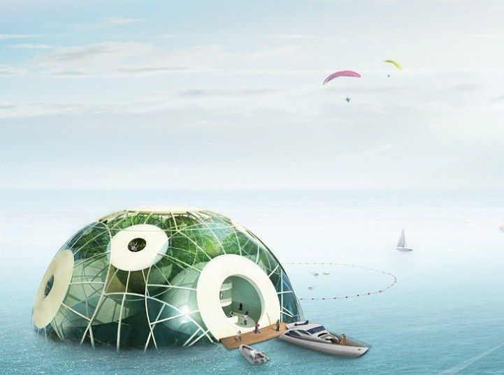 Floating+Biodome+Absorbs+Carbon+Dioxide,+Emits+Oxygen