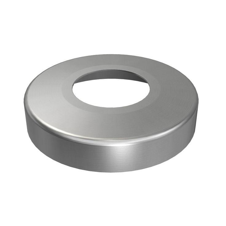 Rozeta dla Słupek narożny Ø42,4 x 970 mm, 10 mocowań rurki Ø12,0 mm