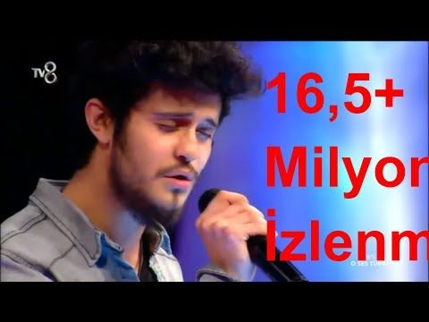 O Ses Türkiye Emre Sertkaya Minnet Eylemem - YouTube
