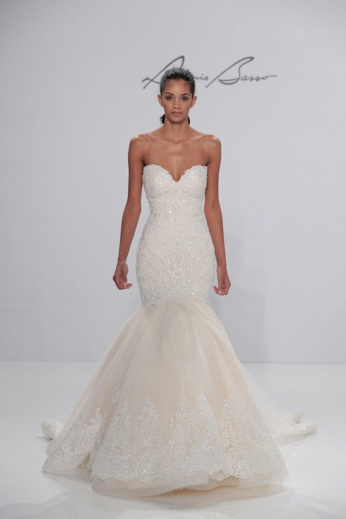 Wedding dresses by designers
