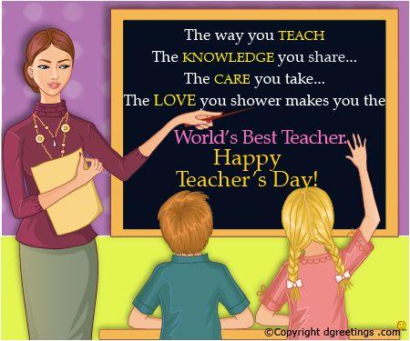 happy teachers day teachers day pinterest happy