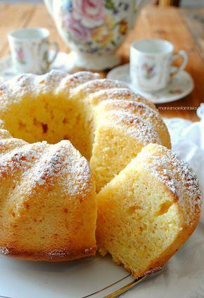 pan d'arancio con sole bucce d'arancia (tutto nel frullatore)