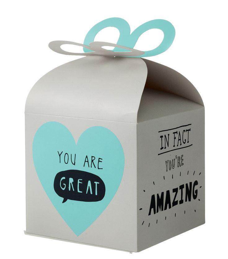 Blijmakers voor inpakkers en uitpakkers.