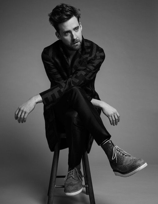 The Interview: Ricky Wilson   Music, Features   HUNGER TV