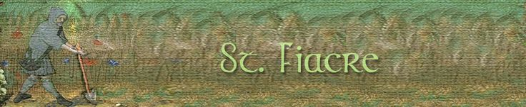All about St. Fiacre