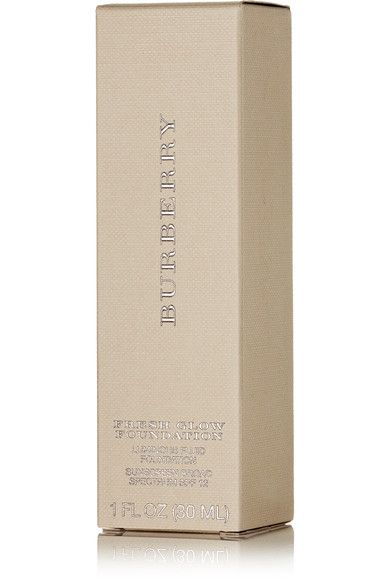 Burberry Beauty - Fresh Glow Foundation - Ochre Nude No.12, 30ml - Neutral - one size
