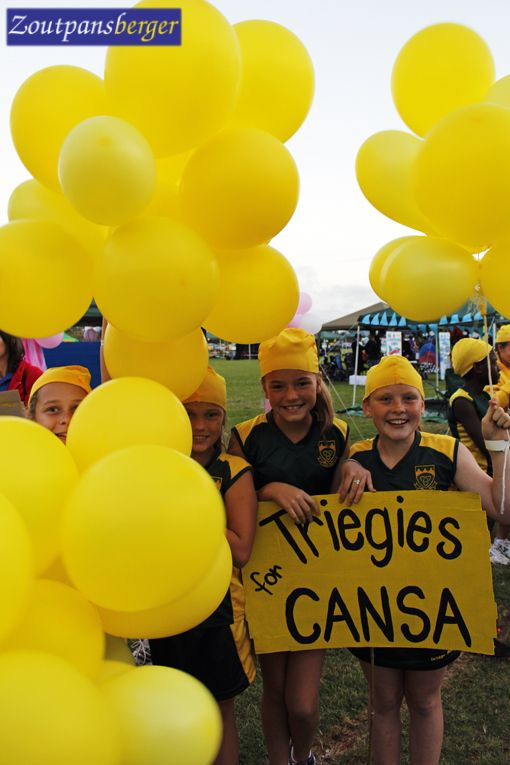 CANSA Relay for Life 2014 - Louis Trichardt